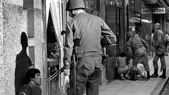 Resultado de imagen para dictaduras en argentina