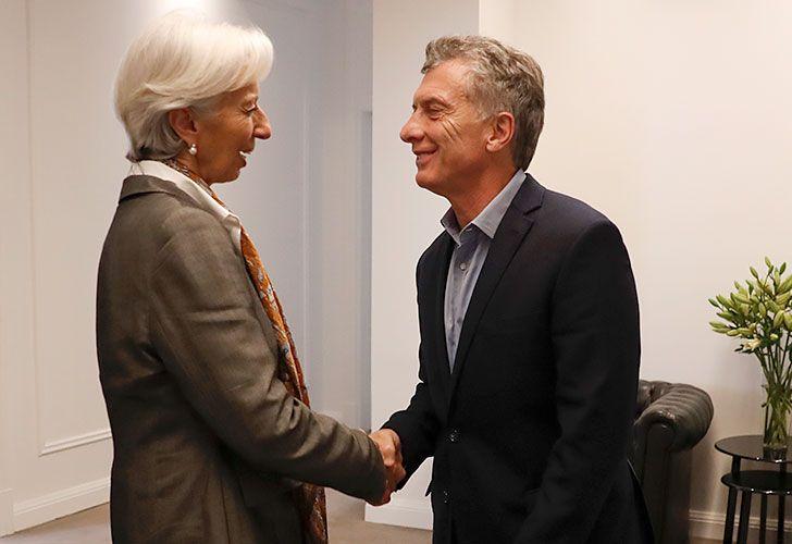 Resultado de imagen para el acuerdo con el FMI