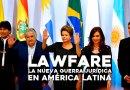 El partido judicial la persecusión de los opositores y las operaciones políticas