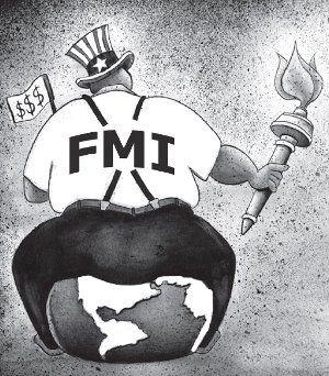Resultado de imagen para la depredación del FMI
