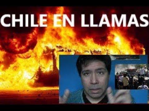 Resultado de imagen para chile en llamas