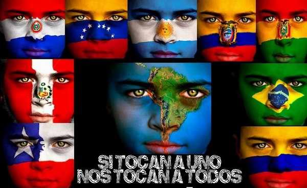 Resultado de imagen para integración de america latina