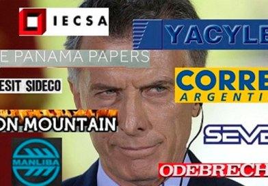 La impunidad y blindaje de Mauricio Macri y sus cómplices