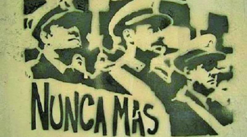 Carta abierta de un ciudadano común a sus conciudadanos que conforman el amplio campo popular, a 45 años del golpe de Estado cívico-militar en la Argentina