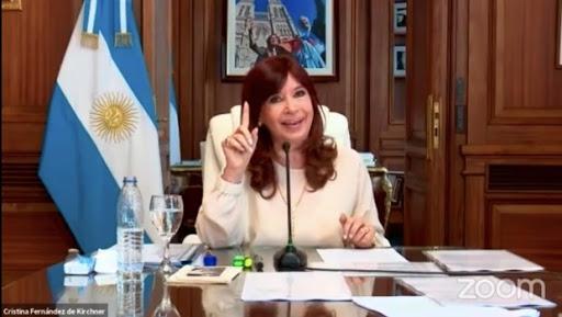 Dólar futuro: Cristina cargó duramente contra Macri y la Justicia en su  alegato - Política | Diario La Prensa