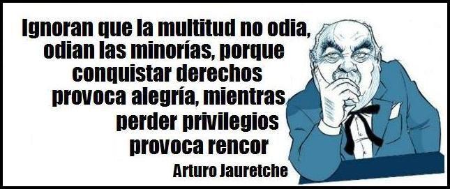 Arturo JAURETCHE y la PANDEMIA. - PortalSantaCruz.com.ar