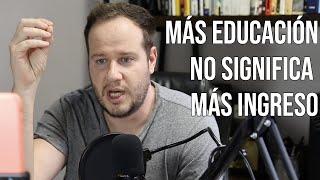 Educacionismo y mitos sobre la educación - YouTube