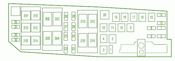 2012 focus fuse diagram  97 toyota camry wiring diagram for