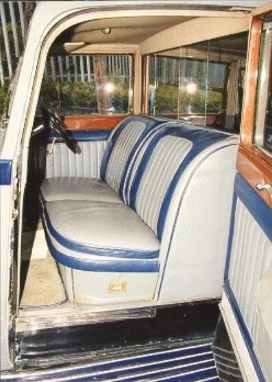 Oldtimer Gallery Cars Rolls Royce 20 25 Hp