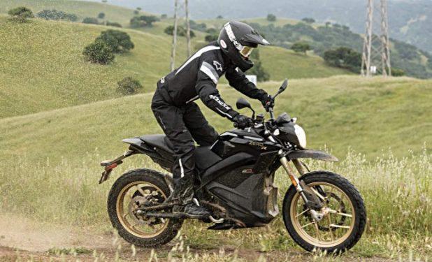 DIe DSR von Zero Motorcycles.