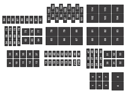 2005 Ford F150 Interior Parts Diagram   Brokeasshome