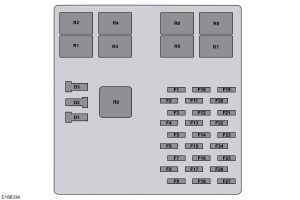 Ford F53 F53 Motorhome Chassis (2015) – fuse box diagram  Auto Genius