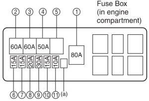 Maruti Suzuki ZEN Estilo  fuse box diagram  Auto Genius