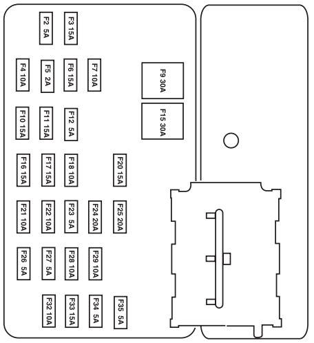 2008 mariner fuse box wiring data diagram rh 20 meditativ wandern de 2007 mercury mariner fuse box