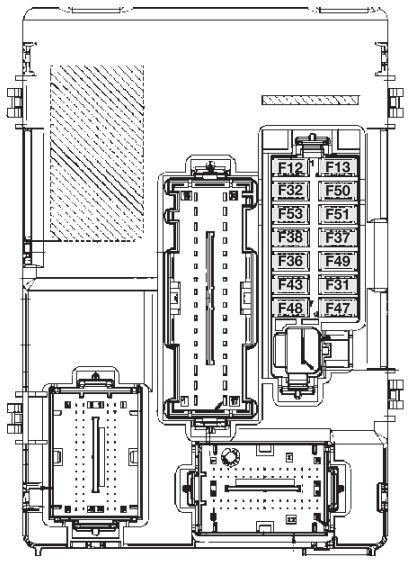alfa romeo mito 2008  2013  fuse box diagram  auto genius