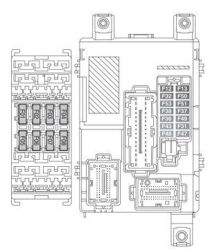 Fiat Doblo Van Fuse Box | Wiring Diagram