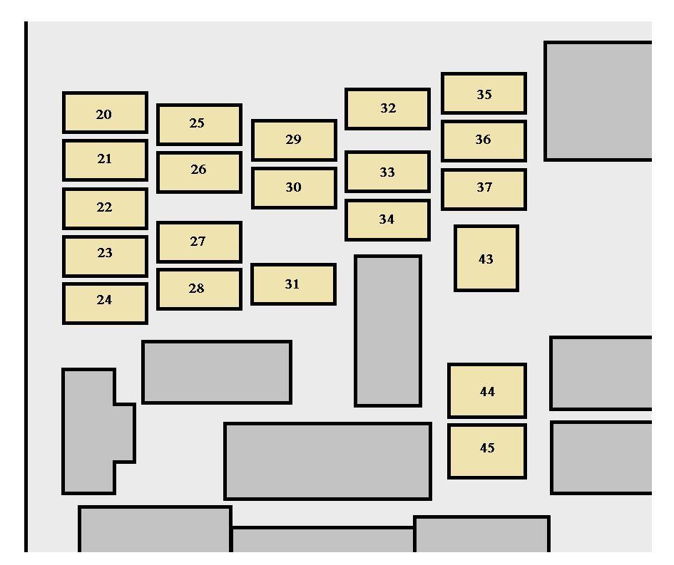 2007 Toyota Solara Fuse Box Diagram wiring diagrams