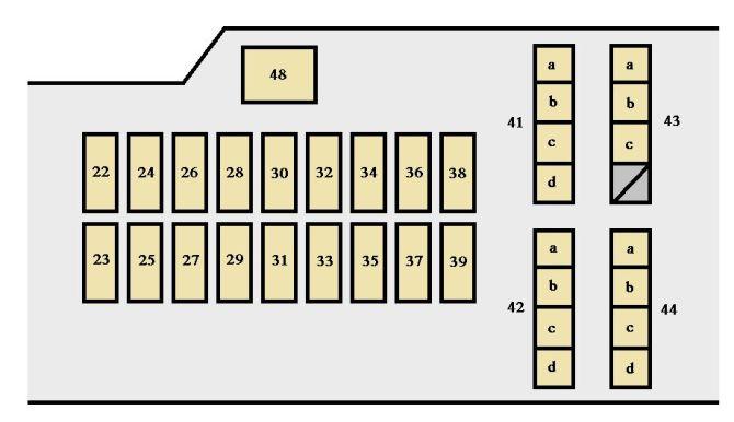 2001 toyota celica fuse box diagram  center wiring diagram