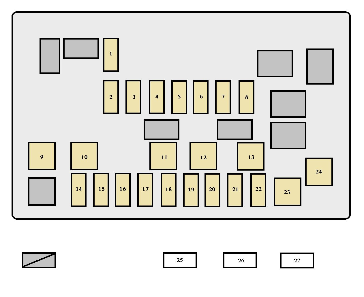 scion fuse box radio wiring diagram data 2011 scion tc fuse box scion fuse  box radio