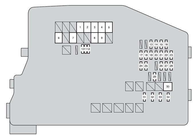 2005 scion tc fuse diagram schematics wiring diagrams u2022 rh marapolsa co 2011 scion tc fuse diagram