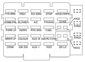 1995 Gmc Safari Wiring Diagram  Wiring Diagram Pictures