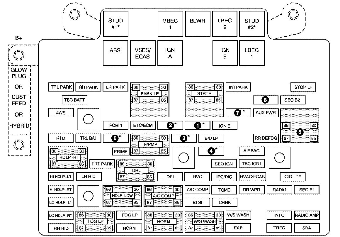 Sterling Truck Heater Diagram 2001 Fuse Box