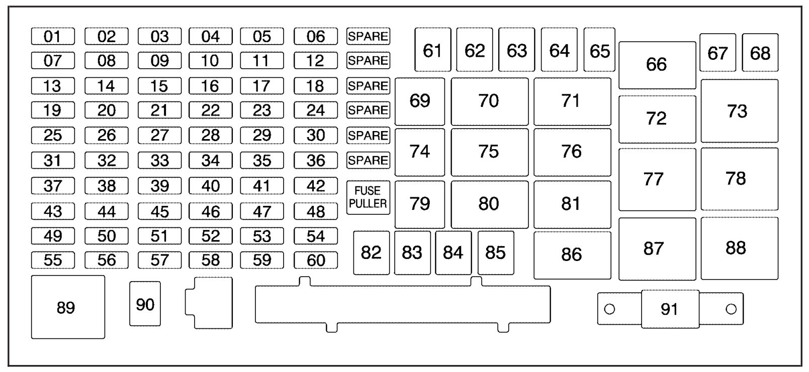 2008 Hyundai Elantra Fuse Box Diagram Wiring Library Layout