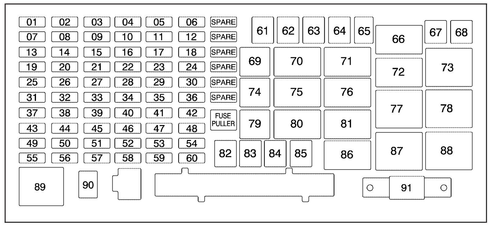 [WRG4669] D5 Fuse Box Location