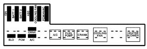 1991 Pontiac Sunbird Engine Diagram  Wiring Diagram