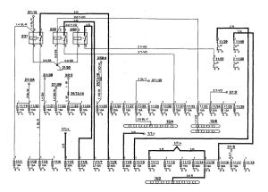 Volvo 850 (1994)  fuse box diagram  Auto Genius