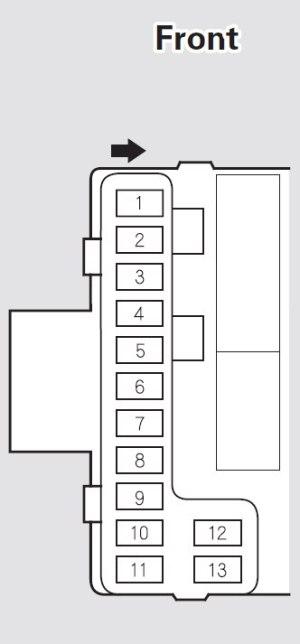 Acura MDX (2005  2006)  fuse box diagram  Auto Genius