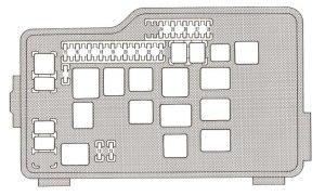 Lexus GS300 (1993  1995)  fuse box diagram  Auto Genius
