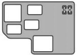 Lexus GS430 (2001  2002)  fuse box diagram  Auto Genius