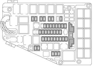 Subaru Outback (2015) – fuse box diagram  Auto Genius