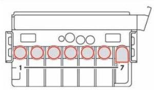 Dodge Sprinter (2008  2009) – fuse box diagram  Auto Genius