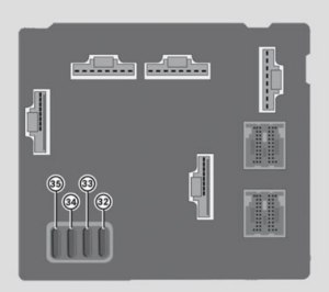Smart Fortwo (2012)  fuse box diagram  Auto Genius
