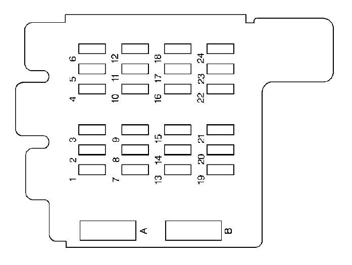 Door Astro Wiring Lock Diagram Van Dutch 1995 Chevrolet