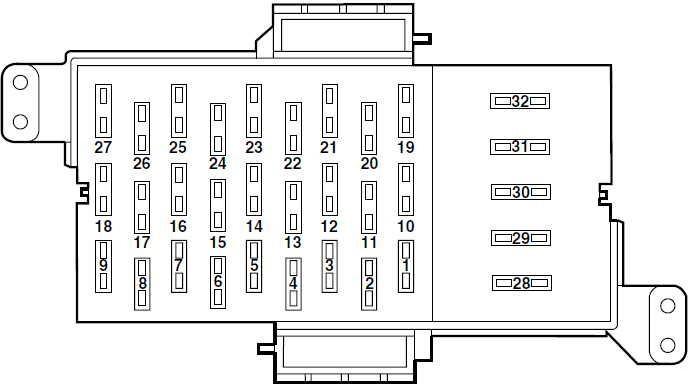 ➤ diagram 1990 ford crown victoria fuse box diagram Ford Crown Victoria Starter Solenoid ford crown victoria (2003 2013)