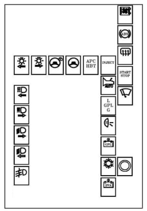 Renault Megane (2003  2009)  fuse box diagram  Auto Genius