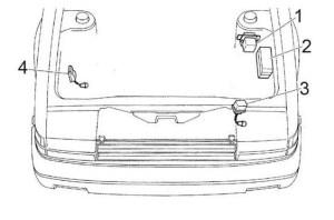 Toyota Corolla AE86 (1983  1987)  fuse box diagram