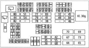 BMW 3 Series (E90, E91, E92, E93) (2005  2010)  fuse box diagram  Auto Genius