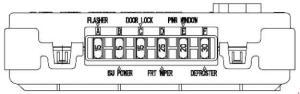 Chevrolet Epica (2000  2006) – fuse box diagram  Auto Genius