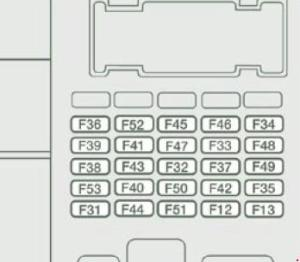 Citroen Jumper (2006  2014)  fuse box diagram  Auto Genius
