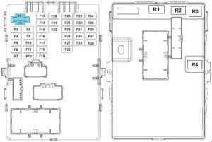 [DIAGRAM] Mazda 3 Passenger Side Fuse Box Diagram FULL