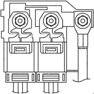 Smart Forfour (A453, C453, W453; 2014  present)  fuse box diagram  Auto Genius