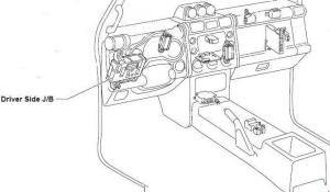 Toyota FJ Cruiser  fuse box diagram  Auto Genius