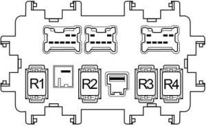 Nissan Altima (2013  2018)  fuse box diagram  Auto Genius