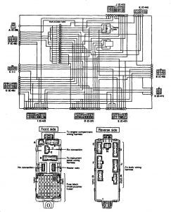 Eagle Talon (1990)  fuse box diagram  Auto Genius