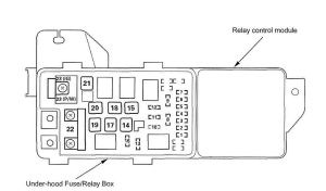 Acura TL (2006) – fuse box diagram  Auto Genius