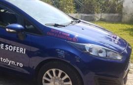 Ford Fiesta Pret Scoala Soferi